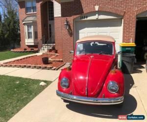 Classic 1970 Volkswagen Beetle - Classic for Sale