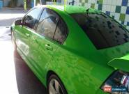 Holden Commodore SS-V (2007) 4D Sedan Automatic (6L - Multi Point F/INJ) 5 Seats for Sale