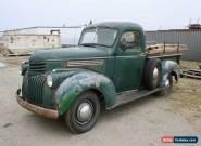 1942 Chevrolet Other Pickups Standard for Sale