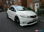 2010 '60' HONDA CIVIC TYPE R FN2 2.0 VTEC M200 MUGEN 200 WHITE ROTREX CHARGED for Sale