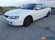 Holden Crewman S (2004) Crew Cab Utility Automatic (3.6L - Multi Point F/INJ)... for Sale