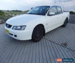 Classic Holden Crewman S (2004) Crew Cab Utility Automatic (3.6L - Multi & Holden Holden Crewman 2004 S for Sale in Australia