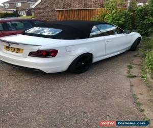Classic Bmw 1 convertable diesel 2012 for Sale