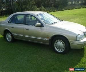 Classic Ford Fairlane Ghia 1999 AU BA Automatic for Sale