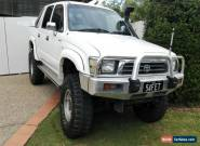 Toyota hilux 1998 3.8 petrol 4x4 for Sale
