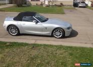BMW: Z4 Gray for Sale