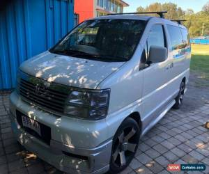 Classic Nissan Elgrand for Sale
