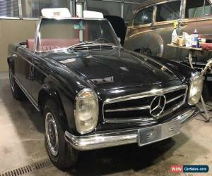 Classic 1967 Mercedes-Benz SL-Class for Sale