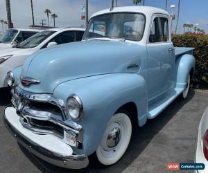 Classic 1954 Chevrolet Other Pickups 3100 for Sale
