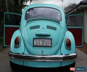 Classic 1971 Volkswagen Beetle Superbug S 1600cc for Sale