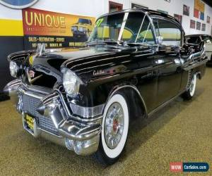 Classic 1957 Cadillac Sedan DeVille 4dr Hardtop for Sale