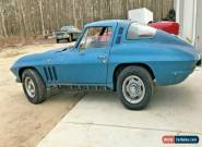 1965 Chevrolet Corvette 65 CORVETTE COUPE # MATCHING PROJECT BARN FIND NR for Sale