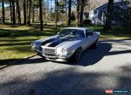 1973 Chevrolet Camaro Fastback Coupe for Sale