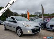 2009 09 RENAULT CLIO 1.1 EXTREME 3DR 74 BHP for Sale