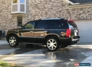 2008 Cadillac Escalade Escallade for Sale