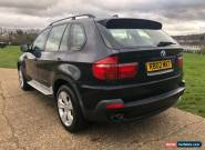 BMW X5 30D SE 7 SEEATER , BEIGE HEATED LEATHER for Sale
