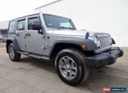 2016 Jeep Wrangler Unlimited Sport RHD for Sale
