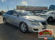 2008 Toyota Aurion GSV40R AT-X Silver Automatic 6sp A Sedan for Sale