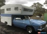 Holden Factory Camper May suit GTS Monaro buyer for Sale