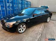 2005 BMW 525 2.5TD d SE for Sale