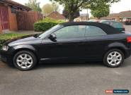 Audi A3 convertable 1.9 tdi 09 plate for Sale