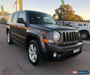 Classic 2015 Jeep Patriot MK Limited Grey Automatic A Wagon for Sale