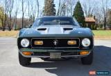 Classic 1971 Ford Mustang Ram-Air 4 Speed Matching Numbers for Sale