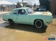 1969 ford galaxie/custom 500 2 door swap/ trade  for Sale