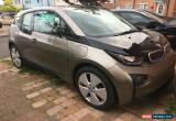 Classic 2016 BMW i3 E 60 Ah Auto 5dr (Extended Range) cat-s damaged repairable salvage for Sale