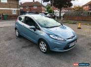 2009/59 Ford Fiesta 1.25 ( 82ps ) Style + 1 LADY OWNER LONG MOT 3 DOORS  for Sale