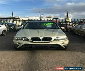 Classic 2003 BMW X5 E53 3.0D Gold Automatic 5sp A Wagon for Sale