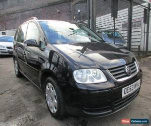 Classic 2003 (53) VOLKSWAGEN TOURAN 2.0TDI SE 135 BHP ~ LOW MILES ~ 7 SEATER for Sale