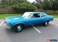1969 Chevrolet Nova 2 DR for Sale