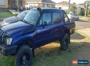 2002 toyota hilux turbo diesel  for Sale