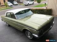 FORD FALCON XP 1966 DELUXE  for Sale