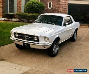 Classic 1967 Ford Mustang 289 Coupe for Sale