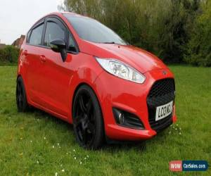 Classic 2013 Ford Fiesta 1.0 ECOBOOST Zetec 5dr Modified for Sale