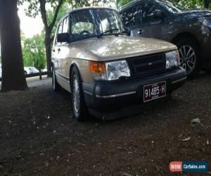 Classic Saab sedan 900i... Club rego old school cool cruiser for Sale