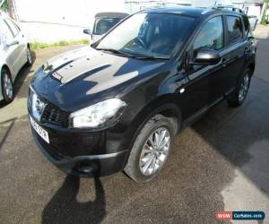 Classic Nissan qashqai 1.6 diesel teckna leather/sat nav 2011 61 low miles for Sale