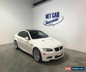 Classic 2012 BMW M3 for Sale