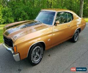 Classic 1972 Chevrolet Chevelle SS 454 for Sale
