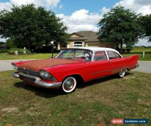 Classic 1958 Plymouth Other for Sale