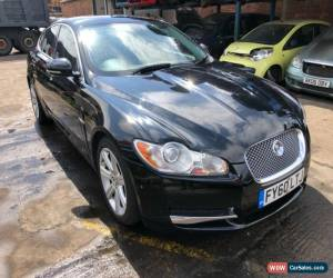 Classic 2010 Jaguar XF Premium Luxury 3.0 V6 Automatic 12 Months MOT for Sale