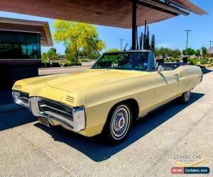 Classic 1967 Pontiac Grand Prix Convertible for Sale