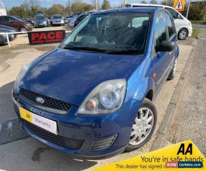 Classic FORD FIESTA  Style Blue Manual 1.4 Petrol, 2007  for Sale