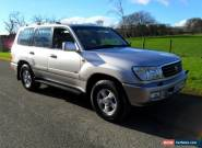 2002 02 TOYOTA LANDCRUISER AMAZON 4.2 VX T/Diesel AUTO-144000 MILES-2 OWNERS++ for Sale