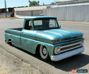 Classic 1965 Chevrolet C-10 BAGGED CUSTOM for Sale