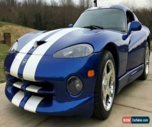 Classic 1997 Dodge Viper for Sale