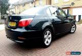 Classic Beautiful BMW 520D Auto 2009 SE Business Edition Leathers SAT NAV Alloys PX for Sale