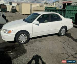 Classic 2001 Toyota Camry Natural Gas Vehicle (NGV) for Sale
